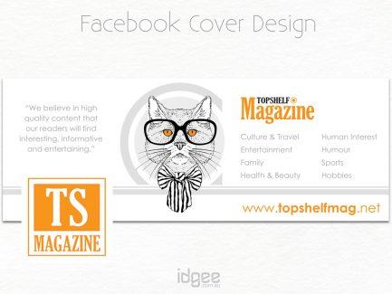 Facebook Cover Design TopShelf