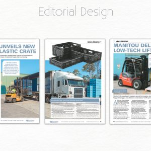 Magzine Editorial Advertisment Design