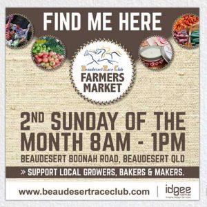 Farmers Market - Find Me Here - Beaudesert