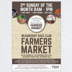 Farmers Market Flyer Design - Beaudesert