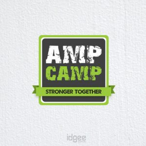 AMP-CAMP-Stronger-Together-Brand-Identity-Logo-Design