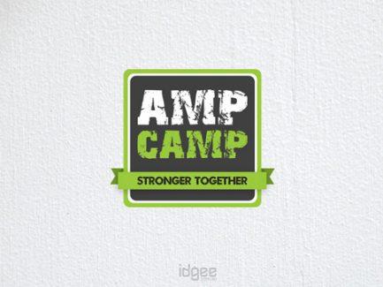 AMP-CAMP-Stronger-Together-Brand-Identity-Logo-Design