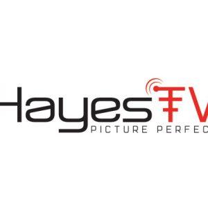 Hayes-TV-Berwick-Logo-Design
