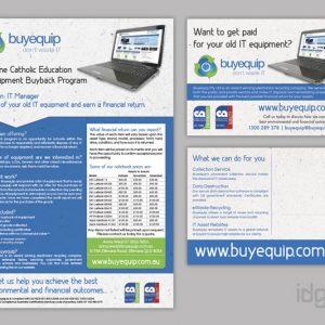 buyequip-Flyer-Design-Zillmere, Queensland