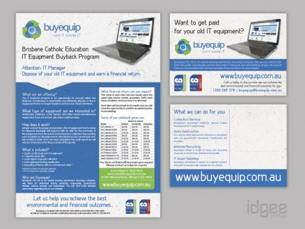 buyequip-Flyer-Design-Zillmere, Queensland