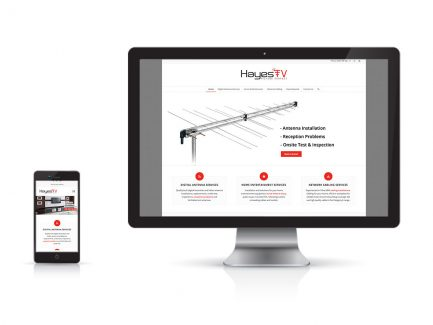 HayesTV-Website-Design-Berwick