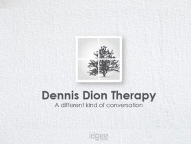Logo Design Dennis Dion Therapy, Canada