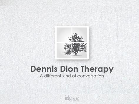 Logo Design Dennis Dion Therapy, Canada