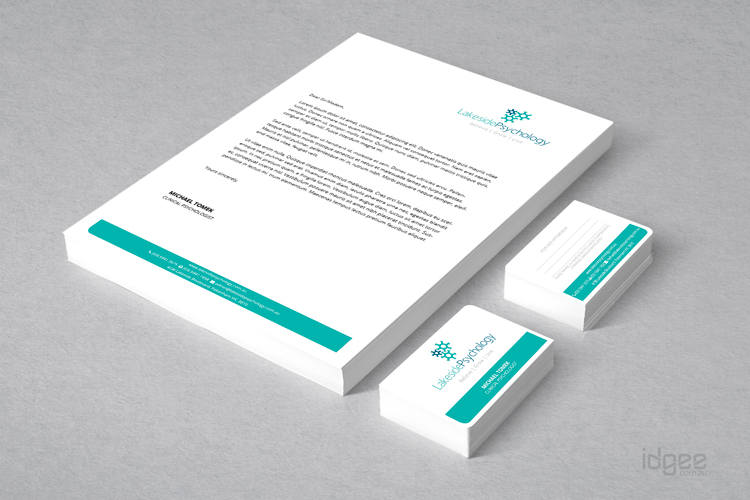 Business-Cards-and-Letterheads-Lakeside-Psychology-Pakenham