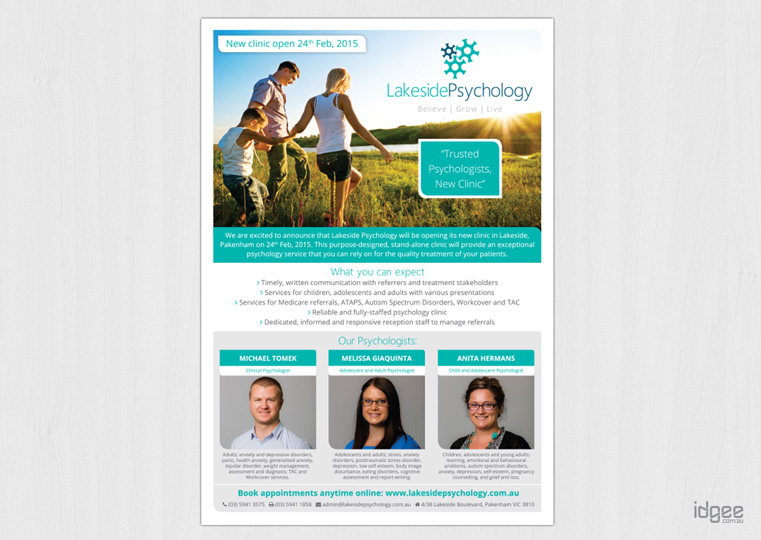 graphic design pakenham  website design  flyers  banners