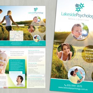 Lakeside-Psychology-Pakenham-Tri-Fold-Brochure-Design-