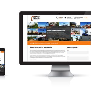 RNB-Crane-Trucks-Website-Design