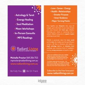 DL-Flyer-Design-Melbourne-Radiant-Living