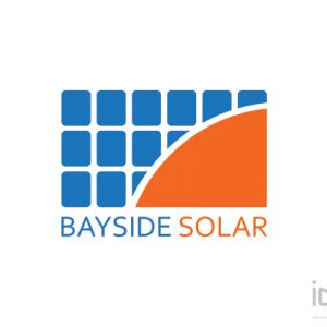 Bayside-Solar-Logo-Design-By-Idgee-Designs