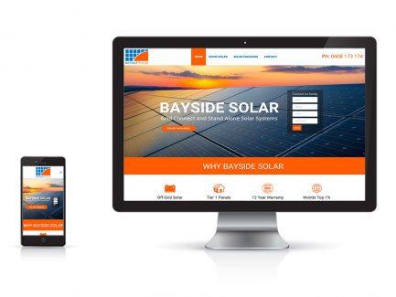 Bayside-Solar-Website-Design